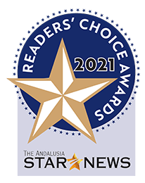 Chiropractic Andalusia AL Readers Choice 2021
